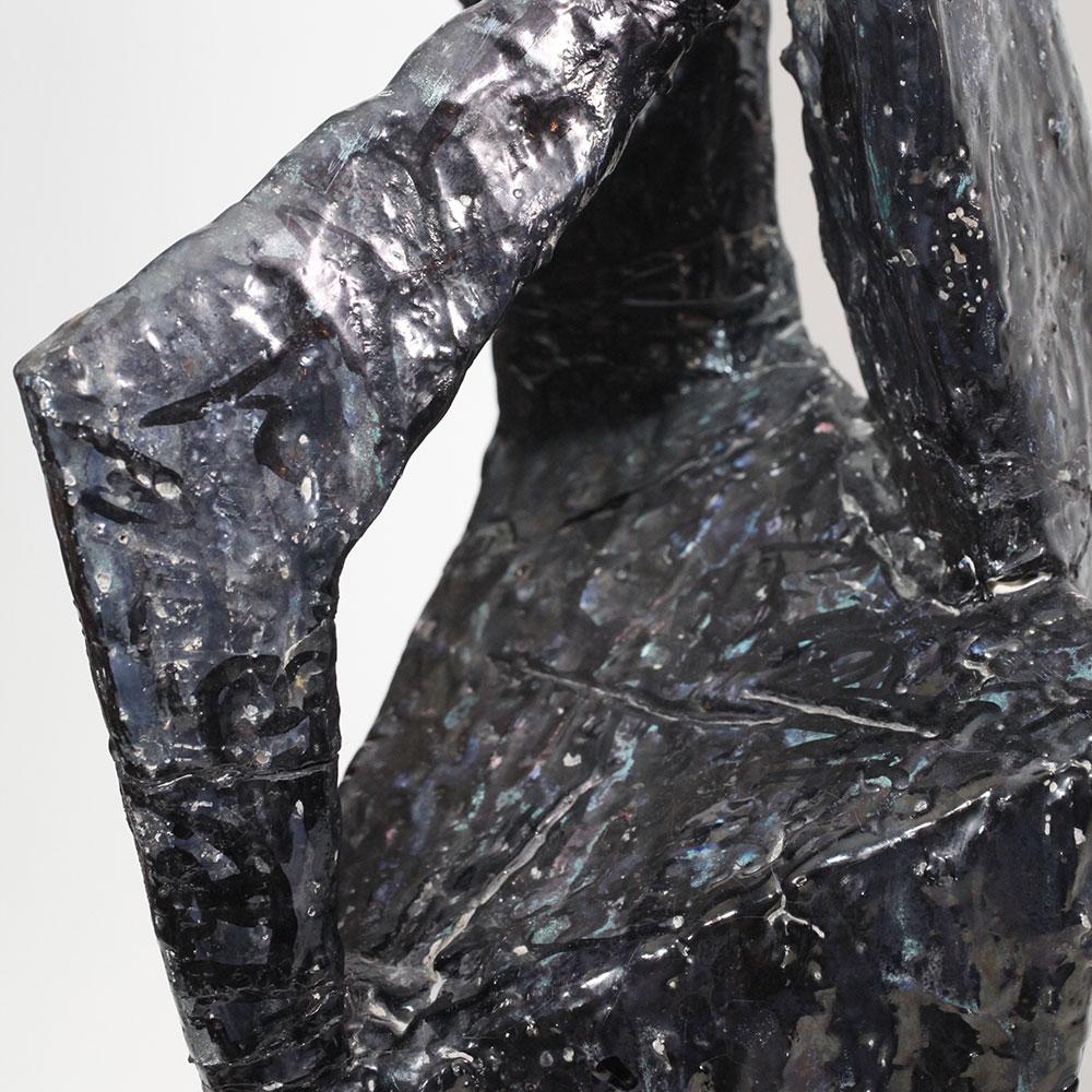 vasi scultura ceramica elio cerbella