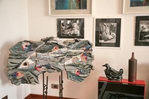 casa museo, ceramica, scultura, gubbio, elio cerbella
