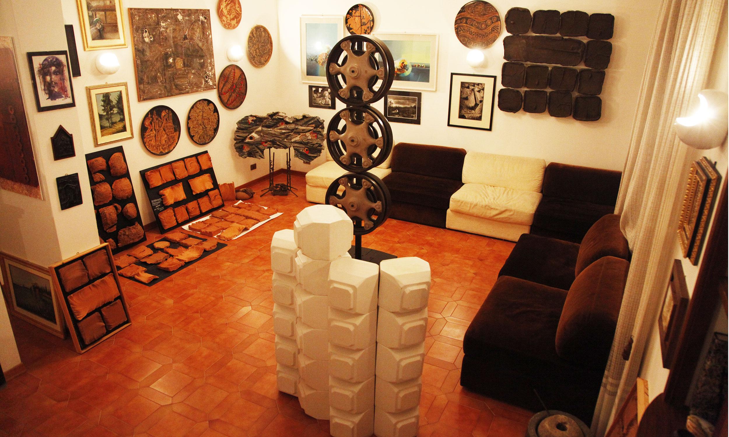 moduli scultura ceramica